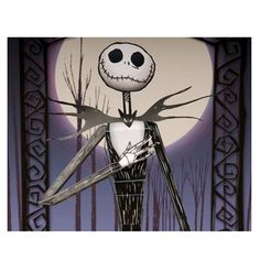 Jack Skellington from The Nightmare Before Christmas | Papercraft Printable | halloween project