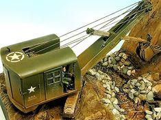 Plastic Model Kits, Plastic Models, Us Army, Ww2, Military Vehicles, Tanks, Dioramas, Army Vehicles, Shelled