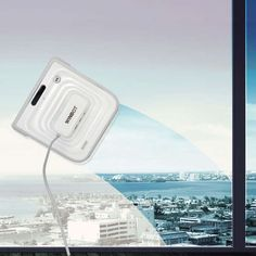 This Window Washing Robot Will Help Make Cleaning Easier trendhunter.com