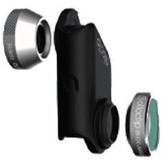 Olloclip Unveils 4-in-1 Photo Lens for iPhone 6 and iPhone 6 Plus - http://iClarified.com/44854 - Olloclipi has unveiled a new 4-in-1 Photo Lens for the iPhone 6 and iPhone 6 Plus, featuring fisheye, wide-angle, macro 10x, and macro 15x lenses.