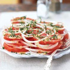Creole Tomato Salad | MyRecipes.com #myplate #vegetable