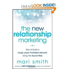 Mari Smith is a facebook expert with a great communication style.