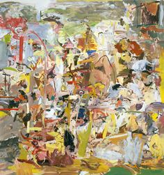 Thanks Roody Hooster, by Cecily Brown