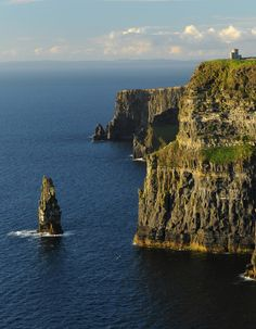 Cliffs of Moher, County Clare, Ireland:
