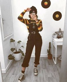 character outfits Blouses and Tops red wonder woman shirt Cute Casual Outfits, Edgy Outfits, Retro Outfits, Grunge Outfits, Fall Outfits, Vintage Outfits, Hipster Outfits, Teen Fashion Outfits, Cute Fashion