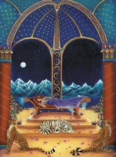 Dream Temple -The Art of Cathy McClelland