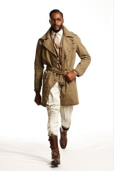 Ralph Lauren Spring 2014 Menswear Collection Slideshow on Style.com
