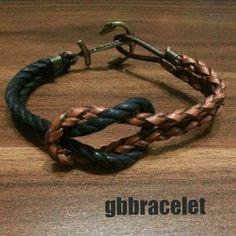 Siyah&kahve ⚓ #gbbracelet #bracelet