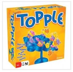 Game Review: Topple! - pinned by @PediaStaff – Please Visit  ht.ly/63sNt for all our pediatric therapy pins