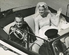 GALLERY: 60 years since Grace Kelly and Prince Rainier's spectacular wedding of the century - Photo 14