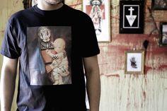 Camiseta IYAVË 3 de Cerezo.