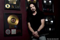 Ex-baterista do Megadeth, Nick Menza, filma OVNI » OVNI Hoje!
