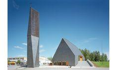 OOPEAA | Kuokkala church