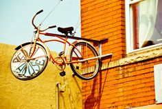 """The Pedal House's famous slogan, """"We Still Hang Bike Thieves in Wyoming"""""""