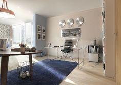 Een gezellige woning is uiterst belangrijk voor mensen die altijd druk zijn. Wij hebben genoeg ideeën voor de moderne jetsetter. | Hornbach