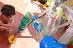 Experimentos Refrescantes: Pared de Agua - experCiencia