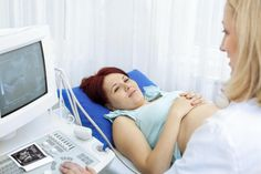 Stress Test - Late Pregnancy or Early Labor