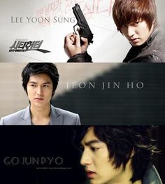 "Lee Min Ho (이민호) #KDrama and these all translate to ""hot ass korean guy"" lol"