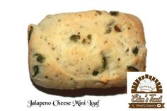18 Jalapeño Cheese Mini Loaves by edenstouchbread on Etsy, $18.00