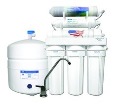 a85c411267a ProSeries 6 Stage Alkaline Mineral Reverse Osmosis System Under Counter  Water Filter