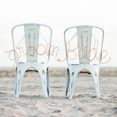 We found the easiest way to wire wrap large wedding signs and are sharing with you! Our quick video and supplies list will have you crafting in no time!