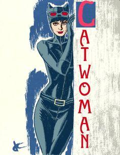 Catwoman by JustinCoffee.deviantart.com on @deviantART