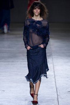 Marques'Almeida Fall 2014 Ready-to-Wear - Collection - Gallery - Style.com