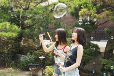 Gfriend Album, Gfriend Yuju, Kpop Girl Groups, Kpop Girls, Jung Eun Bi, Win My Heart, Summer Rain, G Friend, Pin Up Art