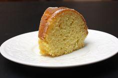 GLUTEN FREE - Fresh orange cake - from a GF Cake Mix
