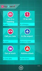 1tap2send app for Windows Phone www.1tap2send.com Mobile App Design, Mobile Ui, Iphone Ui, Design Language, Windows Phone, Material Design, Ui Design, Messages, Dashboards