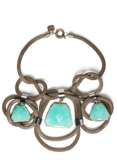Knot necklace - ACCESSORIES - Greece