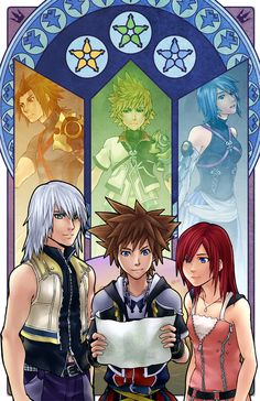 Hope for a Future | by scotty9359 @ DeviantART.com // kingdom hearts