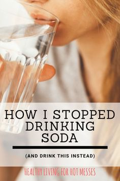 How I stopped drinking soda (and what I should drink instead) - Healthy Drinks Fat Burning Water, Fat Burning Detox Drinks, Natural Detox Water, Stop Drinking Soda, Drink Tags, Alkaline Diet, Healthy Drinks, Diet Drinks, Healthy Living