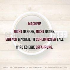 EINFACH MACHEN!