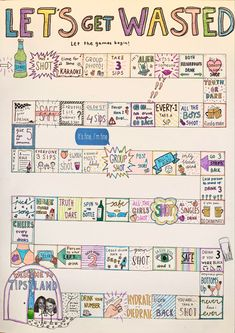 Sleepover Party Games, Diy Party Games, Fun Sleepover Ideas, Diy Games, Drinking Board Games, Drinking Games For Parties, Animation Soiree, Girls Night Games, Drunk Games