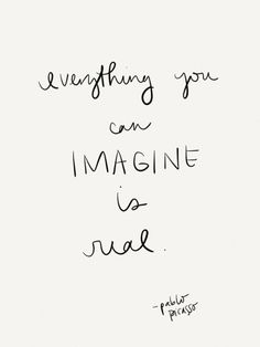 everything you can imagine