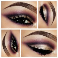 Cat Eye Cut Crease @Christin Tinius Fornolles