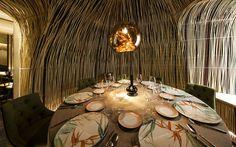 sala Tampu restaurante peruano Madrid