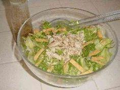 おばあちゃんのチャイニーズ チキン サラダ の画像