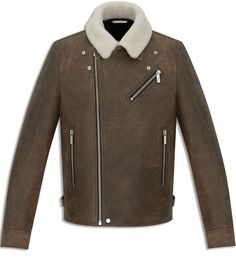 Leather jackets certainly are a vital component to every single man's set of clothing. Men will need outdoor jackets for a number of circumstances and several varying weather conditions Leather Jackets, Leather Men, Designer Jackets For Men, Dior, Revival Clothing, Men Closet, Latest Mens Fashion, Men's Fashion, Outfit Grid