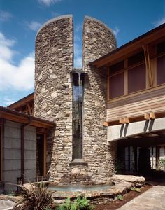 Цилиндрические формы в современной архитектуре