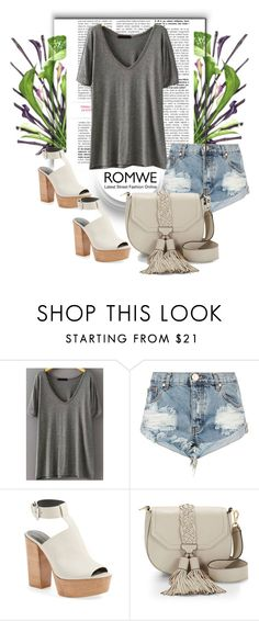 """""""Untitled #227"""" by melissa995 ❤ liked on Polyvore featuring One Teaspoon and Rebecca Minkoff"""