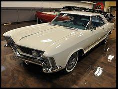 1963 Buick Riviera  401 CI, Automatic
