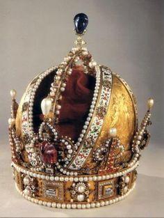 Crown of Rudolf II, Imperial Crown of Austria