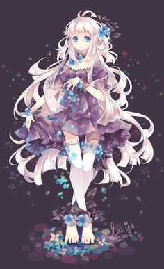 anime girl clavies - Google Search