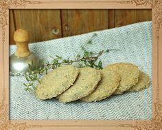 Mein Rezept für Dinkel - Quendelkekse, das ich aus den Aufzeichnungen von Hildegard von Bingen entwickelt habe.