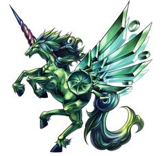 Zillael from Arcana Heart 3