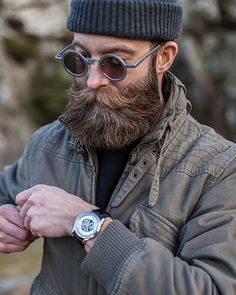 nice 25 Ultimate Long Beard Styles - Be Rough With It