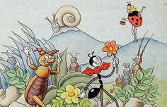 ferda mravenec - Hledat Googlem