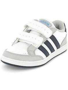 quality design e1053 2db41 Zapatillas deportivas  Adidas Hoops Cmf C  BLANCO Chico - Kiabi Zapatillas  Altas, Zapatos